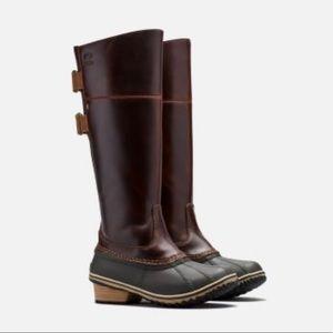 Sorel Slimpack Riding Tall II Boot